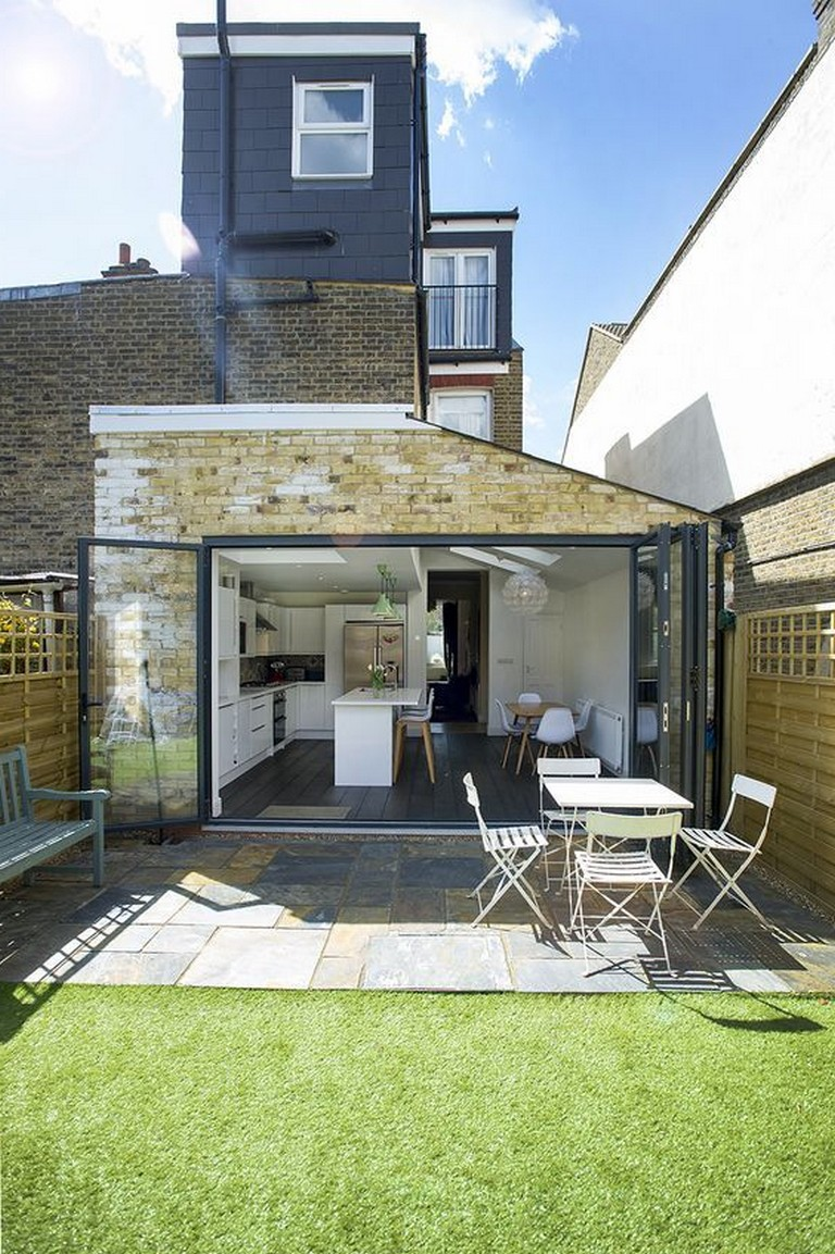 12+ Cool Terraced House Interior for Inspiration of Eco Friendly