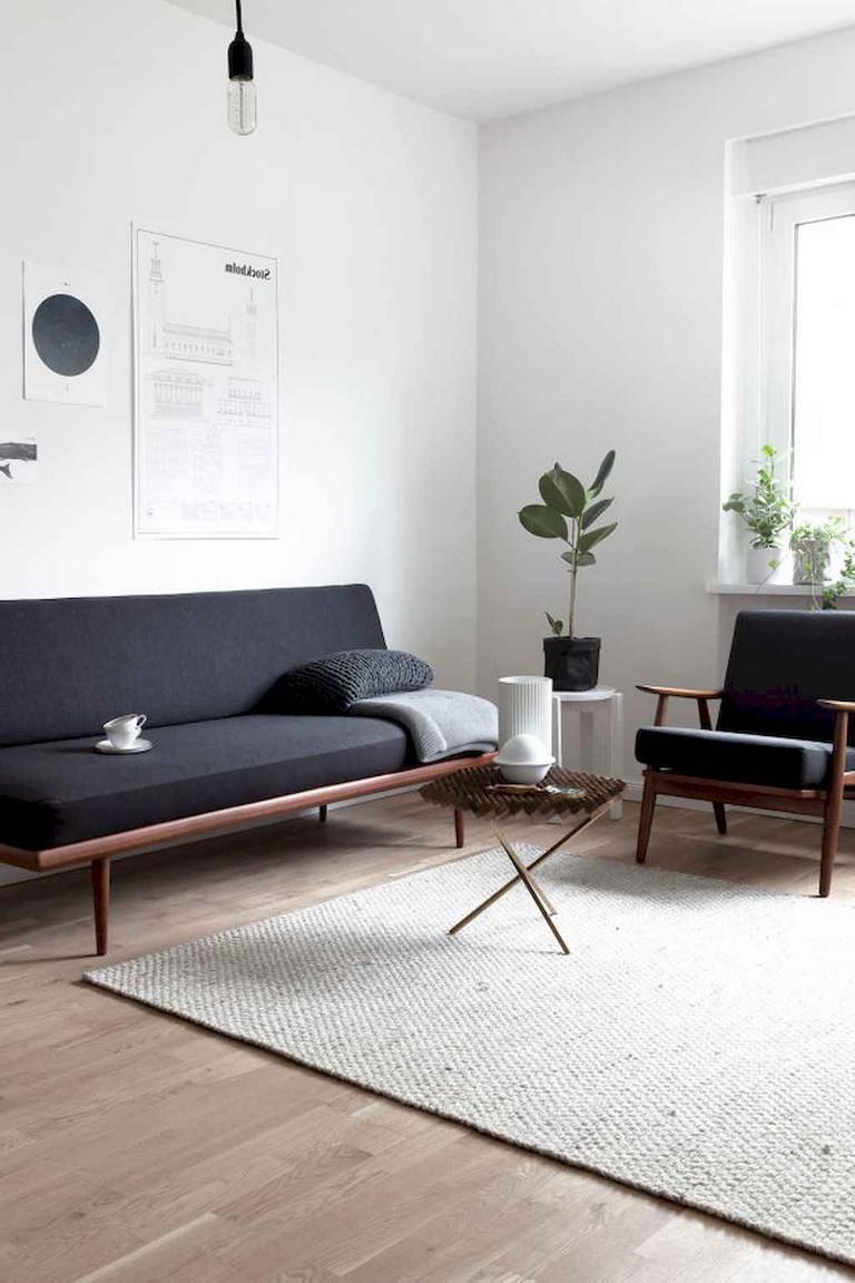 72 Comfy Minimalist Apartment Interior Design Ideas