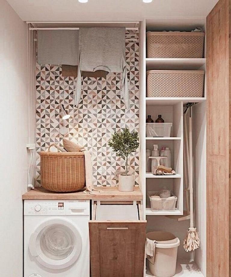 40+ Perfect Small Laundry Room Organization Ideas - Page 3 ... on Small Laundry Room Organization Ideas  id=19647